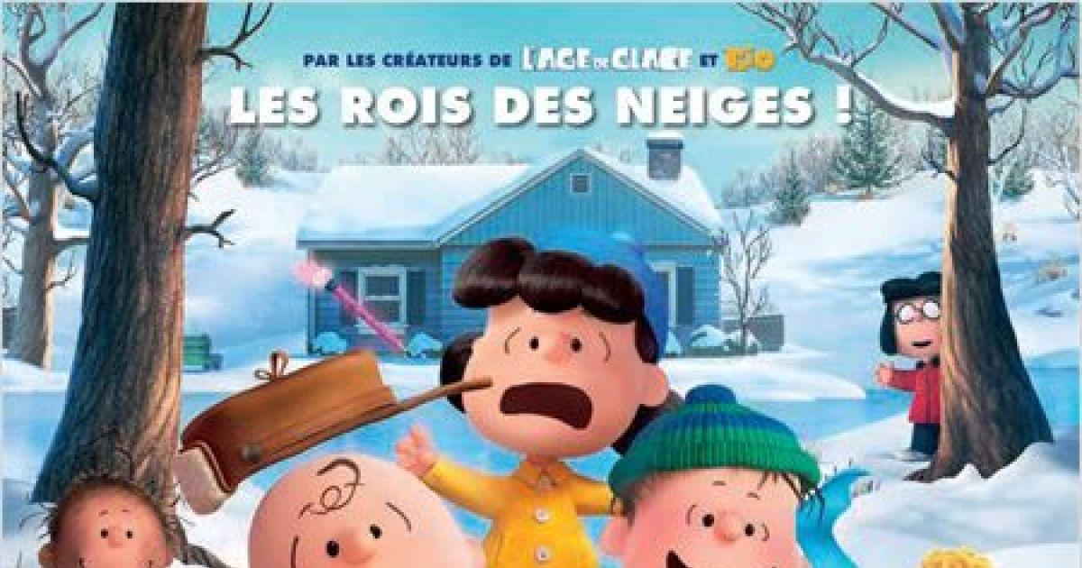 snoopy et les peanuts le film horaires mulhouse. Black Bedroom Furniture Sets. Home Design Ideas