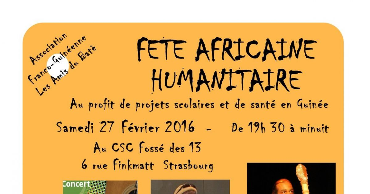 Rencontre africaine europe