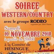 Soirée Western/Country