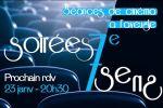 cinema : soirees 7e sens