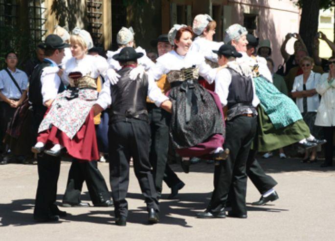 Soirées folkloriques du Mardi