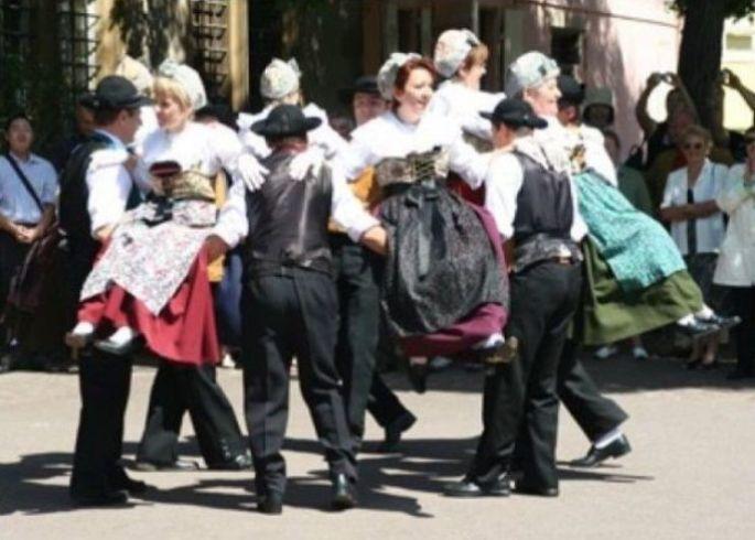 Soirées folkloriques du Mardi à Colmar