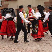 Soirées folkloriques du Mardi à Colmar 2019