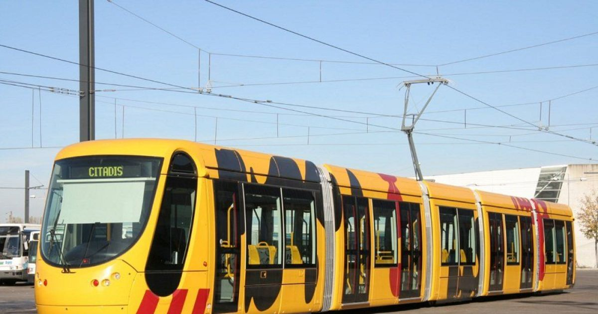 Sol A Mulhouse Bus Tram Et Tram Train