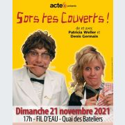 Sors Tes Couverts!