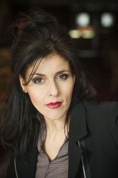 La chanteuse algérienne Souad Massi