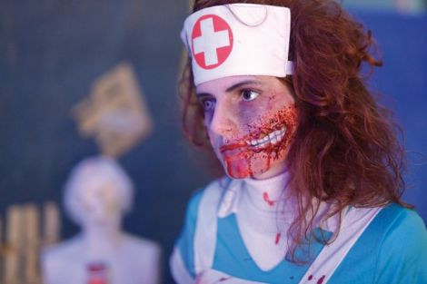 Le fantasme de l\'infirmière vient de s\'écrouler avec la Nuit des Corbeaux !