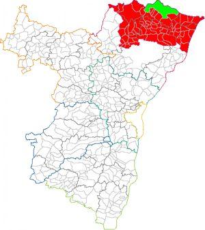 Arrondissement de Wissembourg