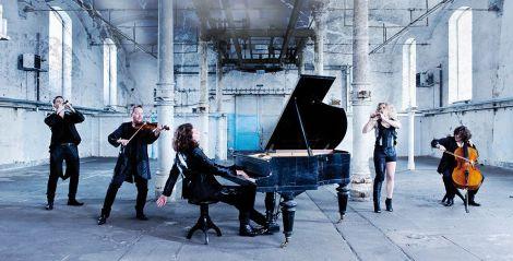Spark, une groupe de baroque à l\'énergie rock