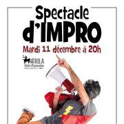 Spectacle d\'impro junior