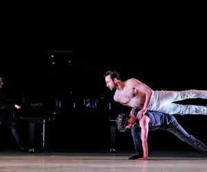 Spectres d'Europe • #3 Bruno Bouché / Alba Castillo / Angelin Preljocaj