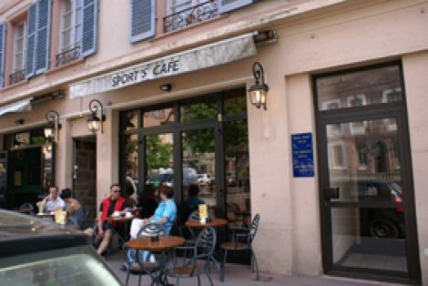 Sport\'s café