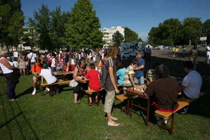 Découverte des associations locales à Illkirch
