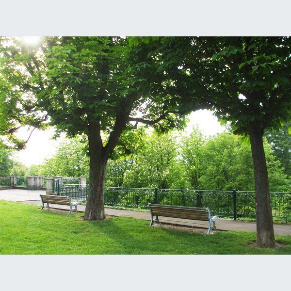 Jardin square ou parc du r servoir mulhouse for Espace vert mulhouse