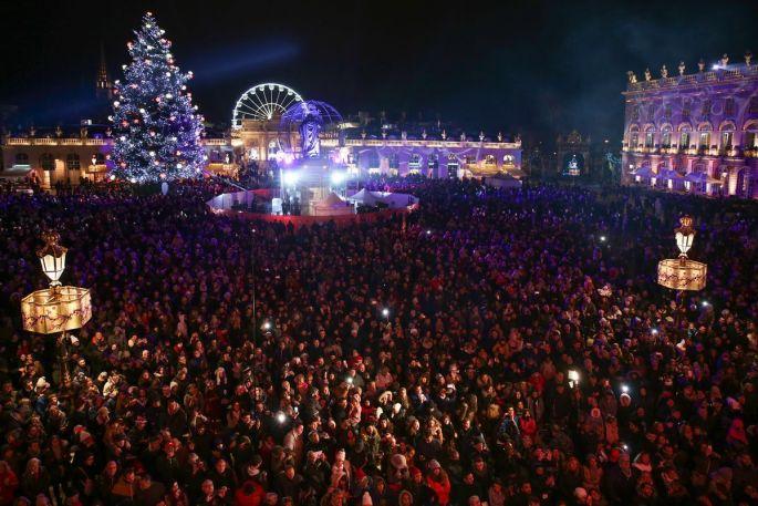 Le Saint Nicolas déplace les foules pour son défilé du samedi soir à Nancy!