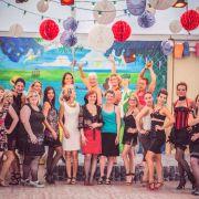 Stage d\'effeuillage burlesque et Soirée Luna Moka Burlesque School