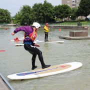 On a testé pour vous le stand up paddle !