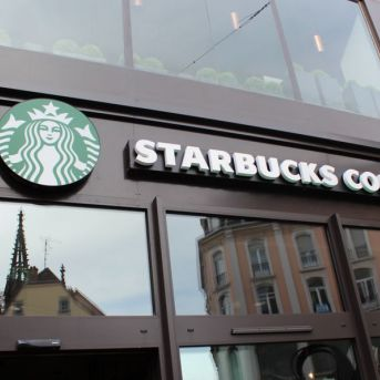 Starbucks à Mulhouse
