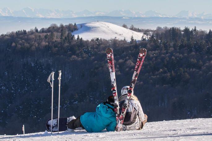 Station de Ski du Ballon d\'Alsace