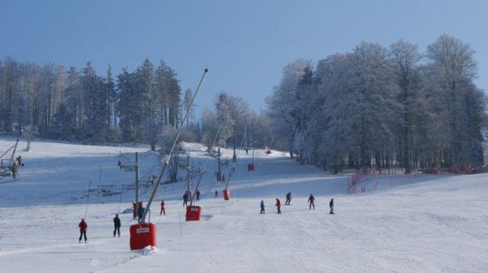 Les pistes du domaine skiable du Champ du Feu