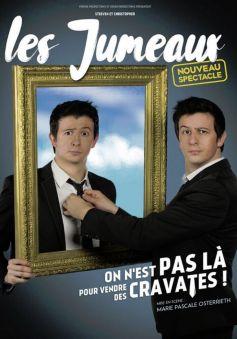 Steeven et Christopher : Les Jumeaux - Nouveau spectacle