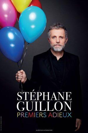 Stéphane Guillon : Premiers adieux