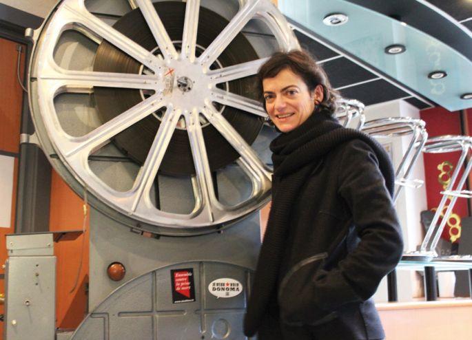 Stéphanie Pain espère franchir la barre des 30 000 entrées au cinéma Bel Air cette année