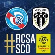 Strasbourg - Angers