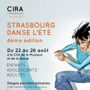 Strasbourg danse l\'été