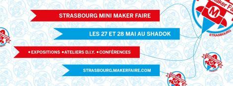 Strasbourg Mini Maker Faire
