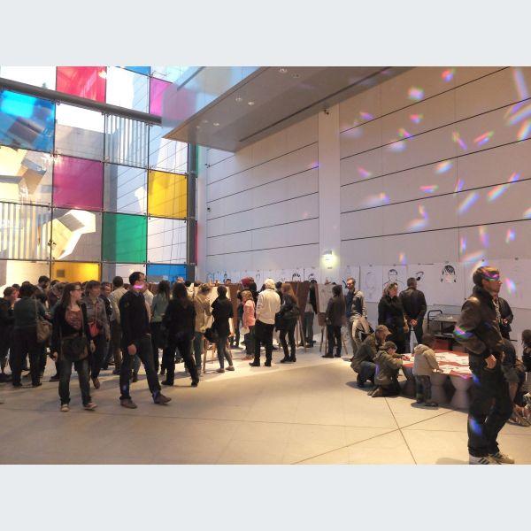 mamcs mus e d 39 art moderne et contemporain nuit des. Black Bedroom Furniture Sets. Home Design Ideas