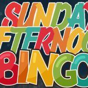 Sunday Afternoon Bingo
