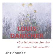 Louis Danicher : Sur le bord du chemin