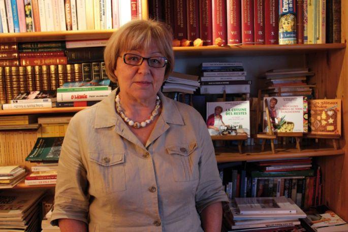 Suzanne Roth prépare son septième livre de recettes