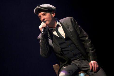 Swing et ballades au programme du répertoire d\'Yves Jamait
