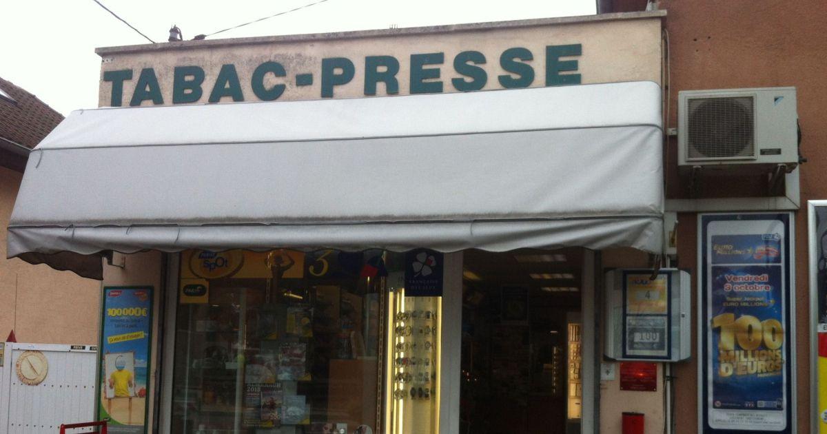 Tabac berger sausheim tabac presse - Bureau de tabac strasbourg ...