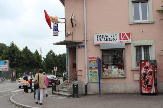 Tabac Illberg - Mulhouse