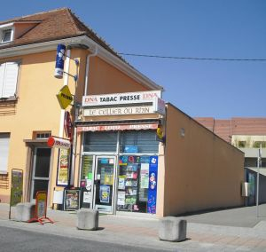Tabac Presse le Cellier du Rhin à Biesheim