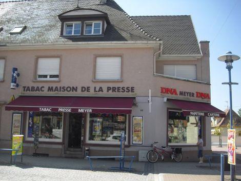 Tabac Presse Loto Meyer à Marckolsheim