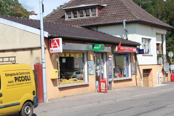 Tabac Presse - Merxheim