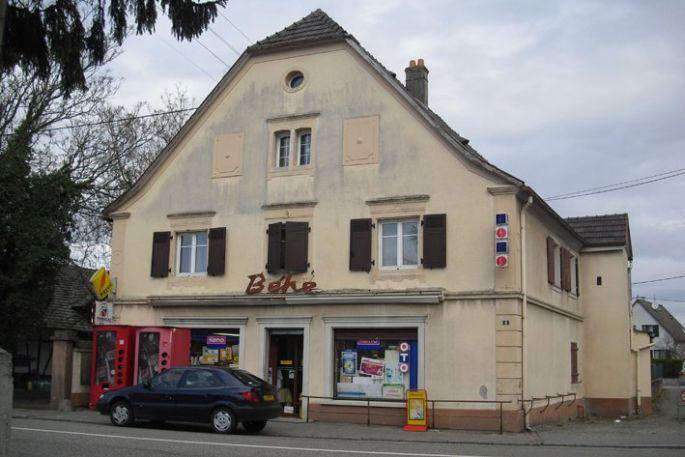 Tabac / épicerie de Bantzenheim