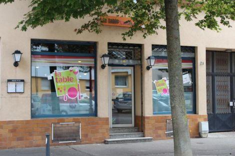 Table de la Fonderie - Mulhouse