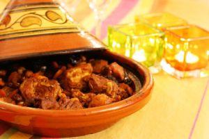 Le Tajine est un plat oriental authentique, mais qui permet un peu de créativité !