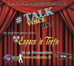 Talk Voice : Finale du concours de chant nouveaux talents #TVR