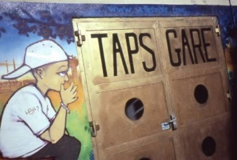 Taps Gare