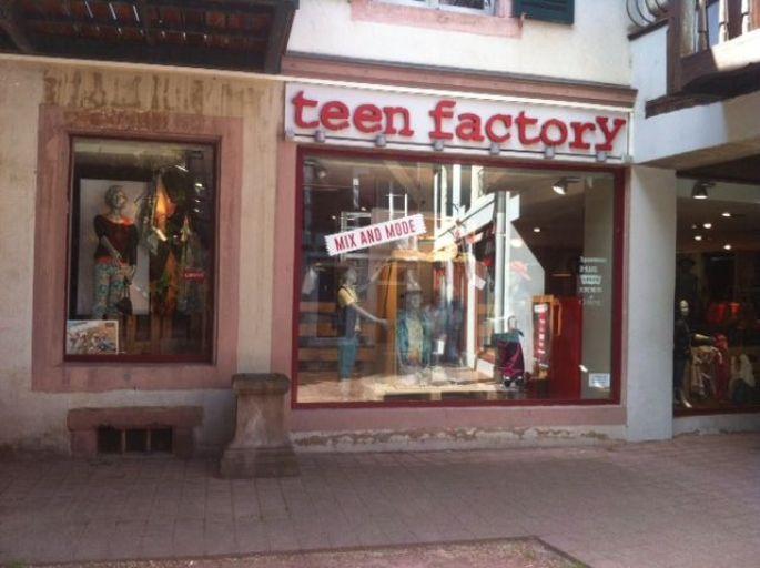 Teen factory