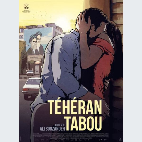 film téhéran tabou