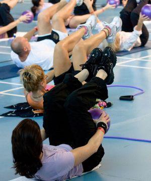 Témoignages: les filles et le fitness à Mulhouse