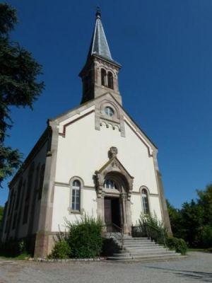 Le Temple de Mulhouse-Dornach