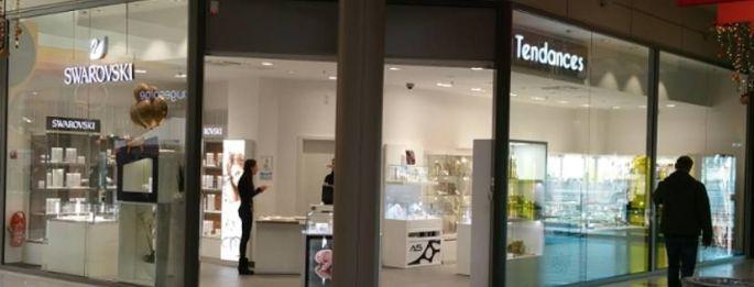La boutique Tendances Swarovski à Illzach